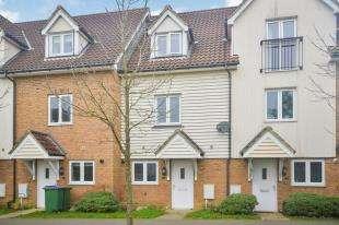 4 Bedrooms Terraced House for sale in Page Road, Hawkinge, Folkestone, Kent