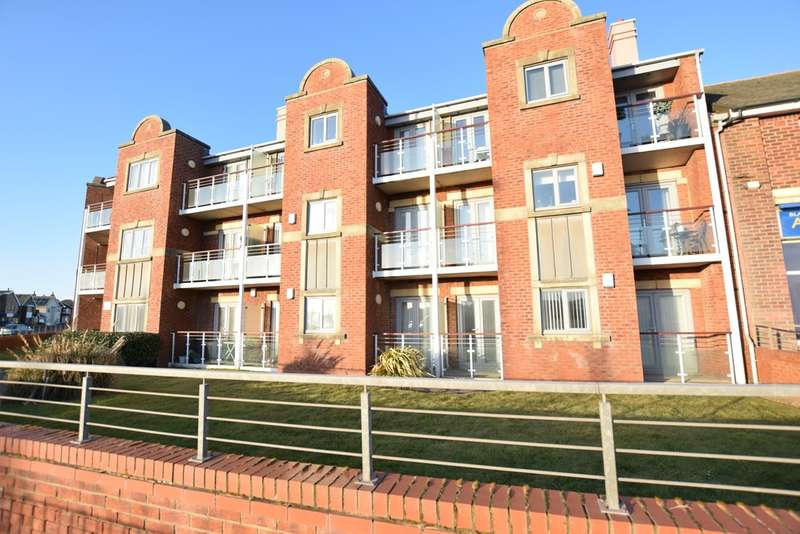 2 Bedrooms Flat for sale in Marple Close, Blackpool
