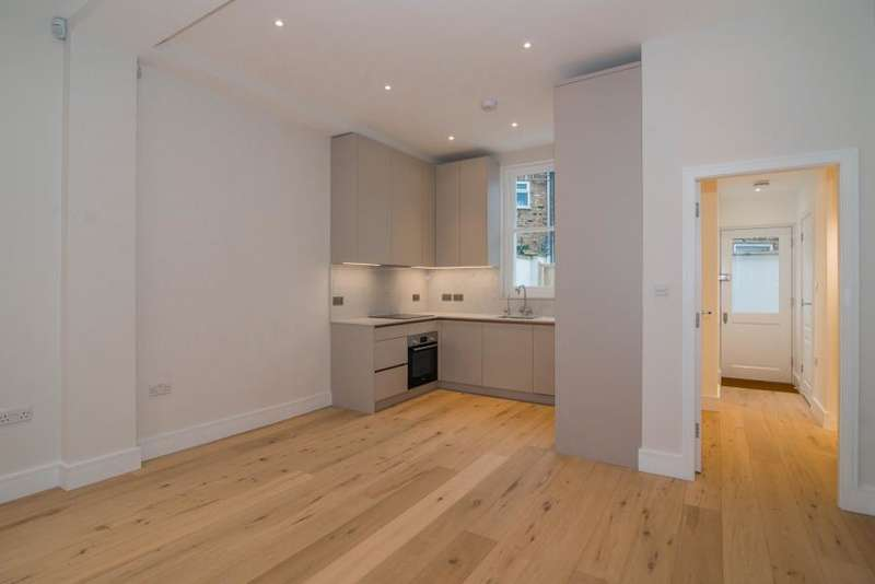 2 Bedrooms Flat for sale in Filmer Road, Fulham, SW6