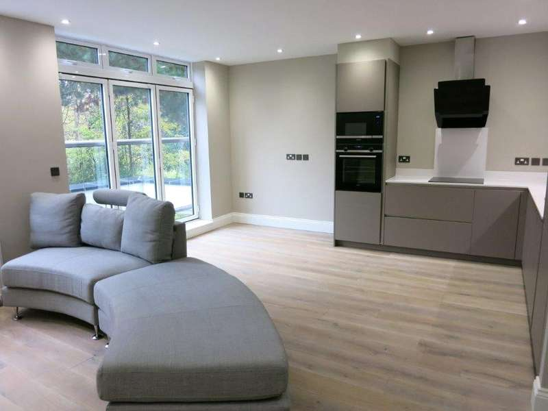 2 Bedrooms Apartment Flat for sale in Holden Road, North Finchley, London, N12