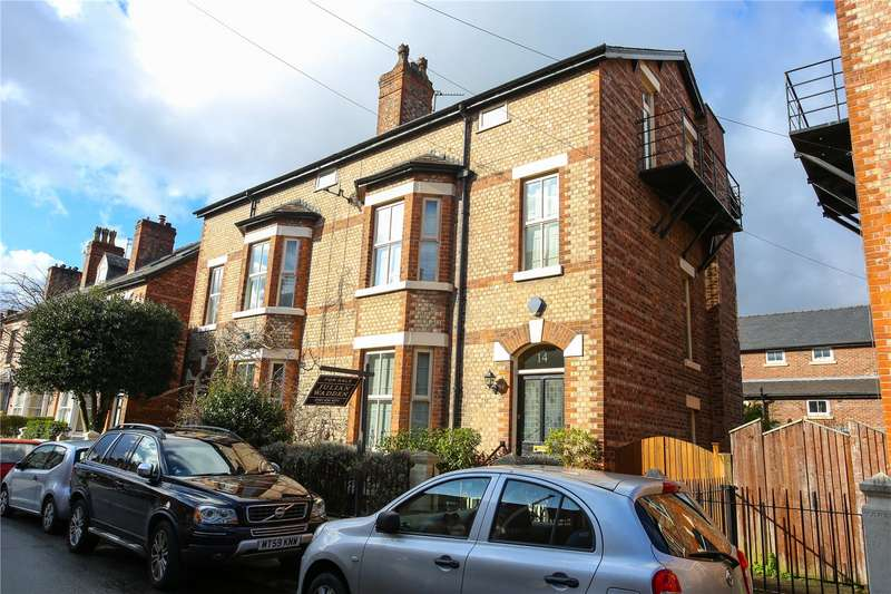 6 Bedrooms Semi Detached House for sale in Grenfell Road, Didsbury, Manchester, M20