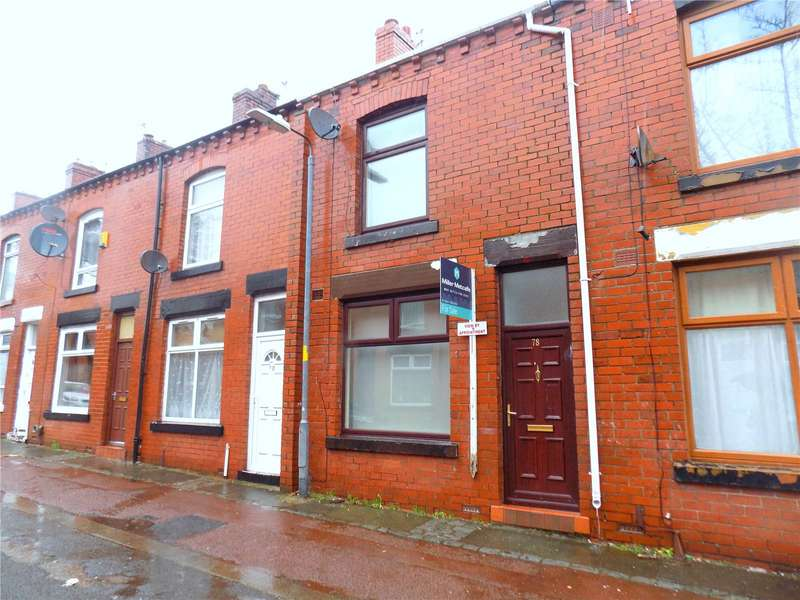 2 Bedrooms Terraced House for sale in Croston Street, Bolton, Greater Manchester, BL3