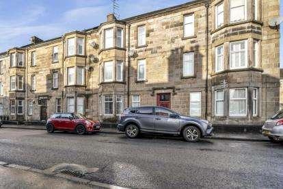 3 Bedrooms Flat for sale in Bonhill Road, Dumbarton