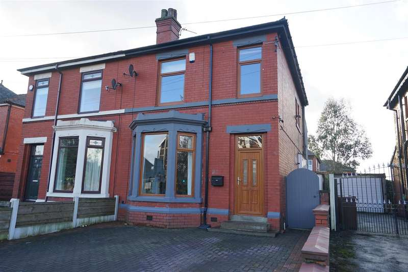 3 Bedrooms Semi Detached House for sale in Manchester Road, Bury