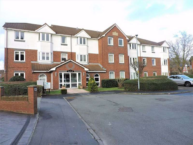 2 Bedrooms Flat for sale in Acorn Close, Manchester
