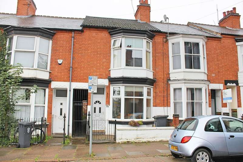 3 Bedrooms Terraced House for sale in Cambridge Street, Leicester