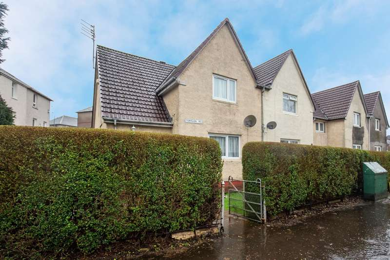 3 Bedrooms End Of Terrace House for sale in Toryglen Road, Rutherglen, Glasgow, G73