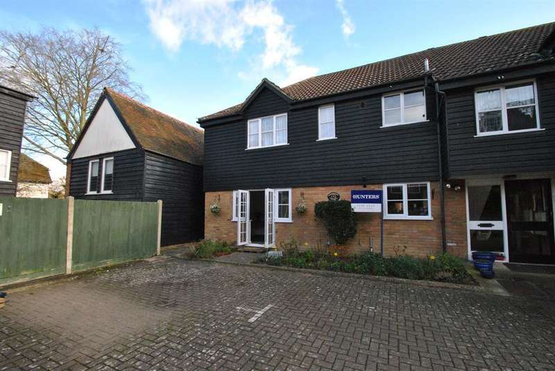 2 Bedrooms Ground Flat for sale in High Street, Buntingford, SG9 9AG