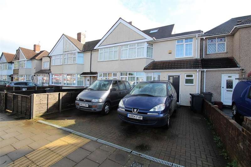 4 Bedrooms End Of Terrace House for sale in Hounslow Road, Hanworth