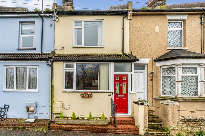 2 Bedrooms House for sale in Layfield Road, Gillingham, Kent, ME7