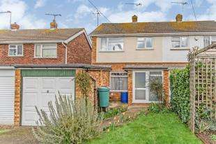 3 Bedrooms Semi Detached House for sale in Highview Close, Boughton-Under-Blean, Faversham, Kent