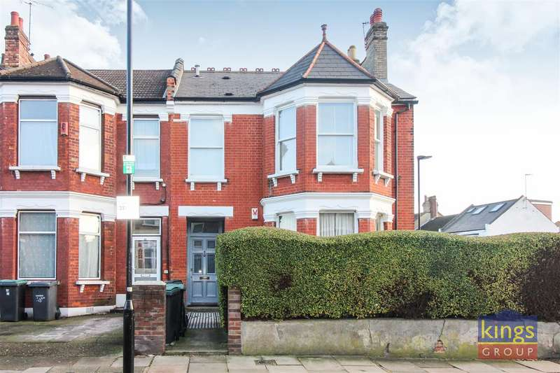 2 Bedrooms Flat for sale in Palmerston Road, London