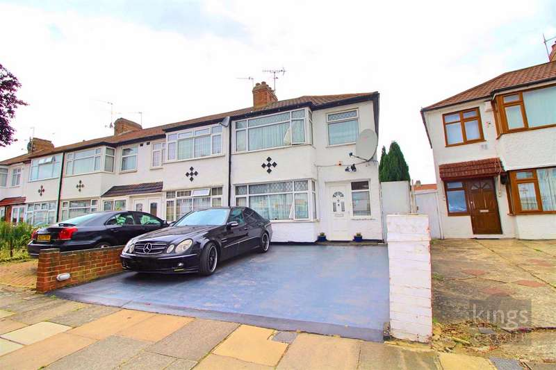 3 Bedrooms End Of Terrace House for sale in Scarborough Road, Edmonton, N9
