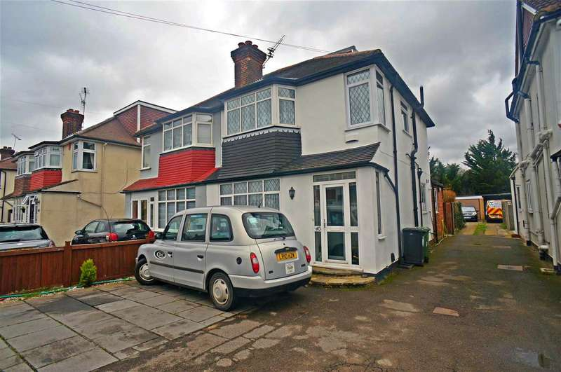 4 Bedrooms Semi Detached House for sale in Harold Road, London