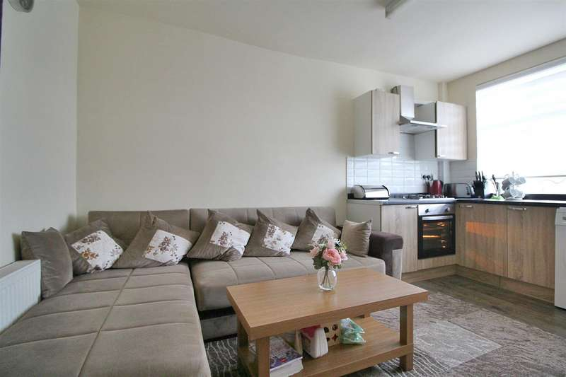 2 Bedrooms Flat for sale in North Circular Road, London