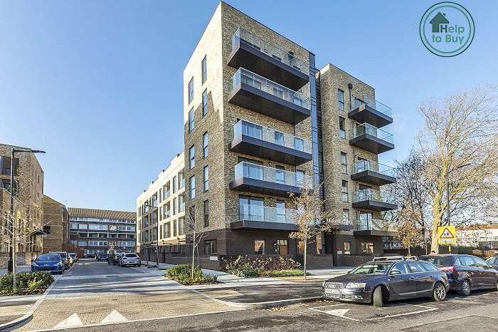 1 Bedroom Apartment Flat for sale in Flat 40 Sumner Road, Sumner Road, London, SE15