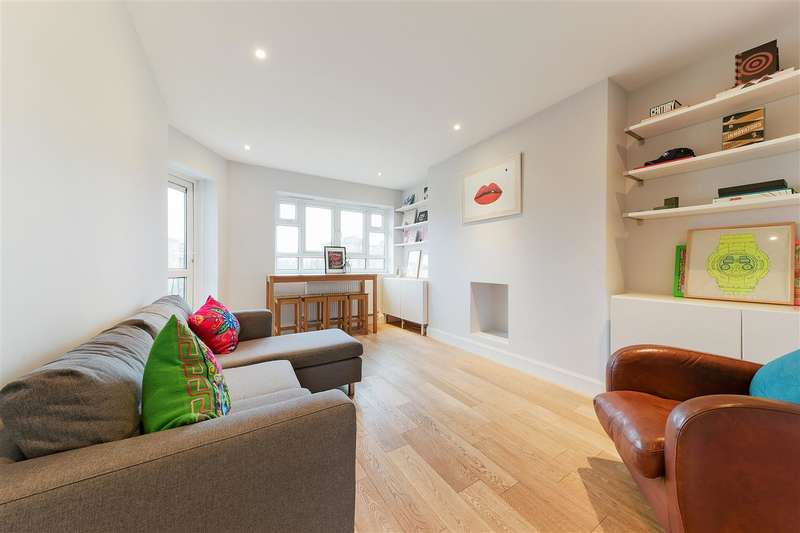 2 Bedrooms Apartment Flat for sale in Knox House, Horne Way, Putney