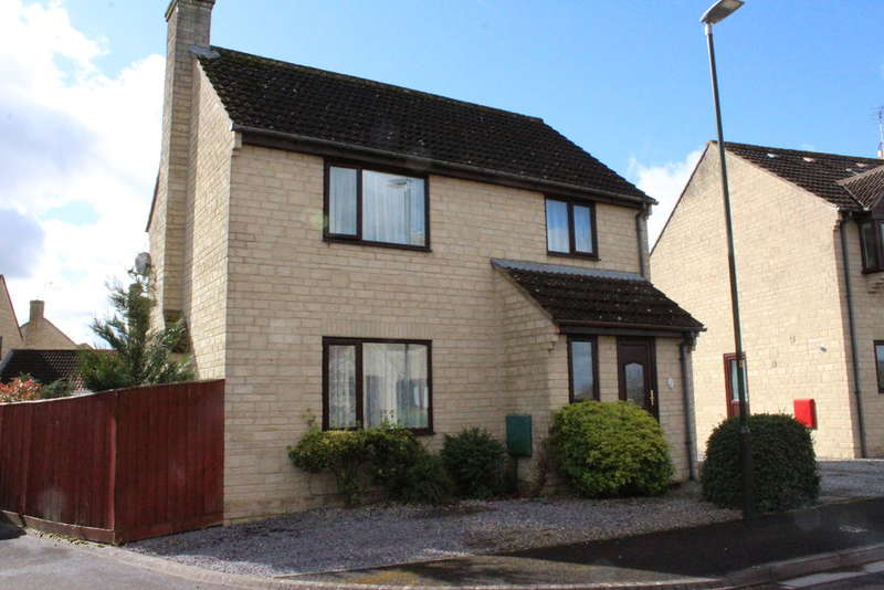 3 Bedrooms Detached House for sale in John Of Gaunt Road, Kempsford