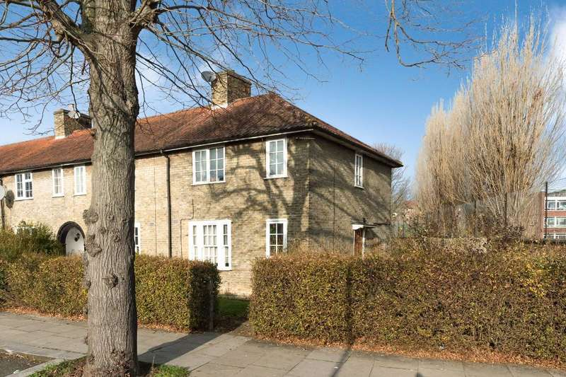 3 Bedrooms House for sale in The Curve, Shepherds Bush, London, W12 0RJ