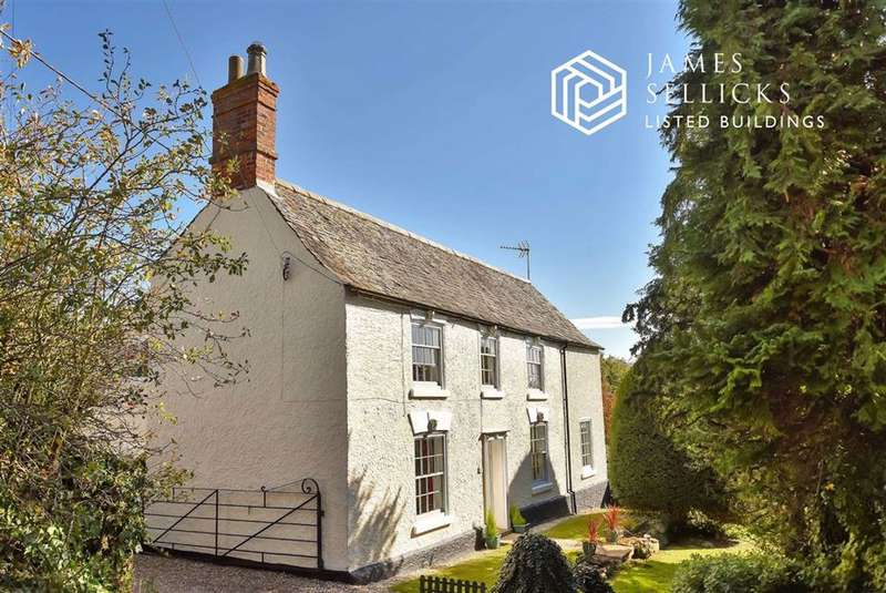 5 Bedrooms Detached House for sale in Church Lane, Hungarton, Leicester