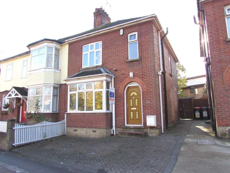 3 Bedrooms Semi Detached House for sale in Bedford Road, Houghton Regis, Bedfordshire
