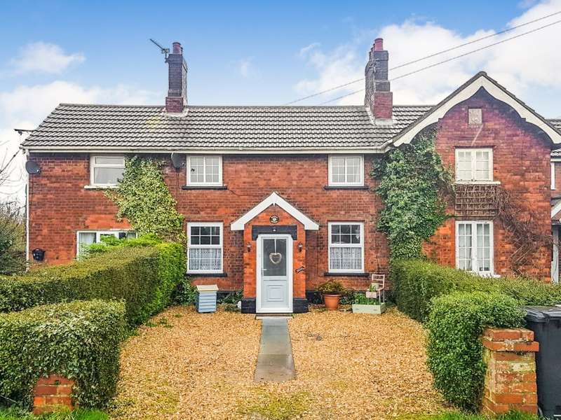 3 Bedrooms Terraced House for sale in Ryedale Cottage, Wragholme Road, Grainthorpe, Louth, Lincolnshire
