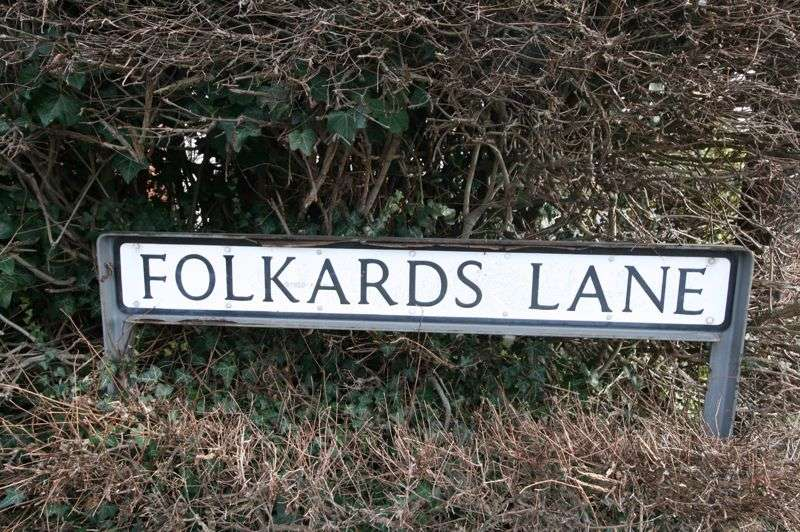 Property for sale in Folkards Lane,Brightlingsea, Colchester