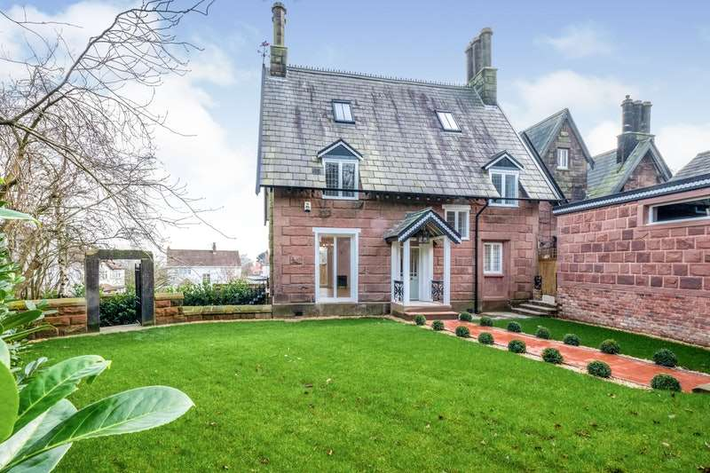 4 Bedrooms Link Detached House for sale in Woolton Park, Liverpool, Merseyside, L25