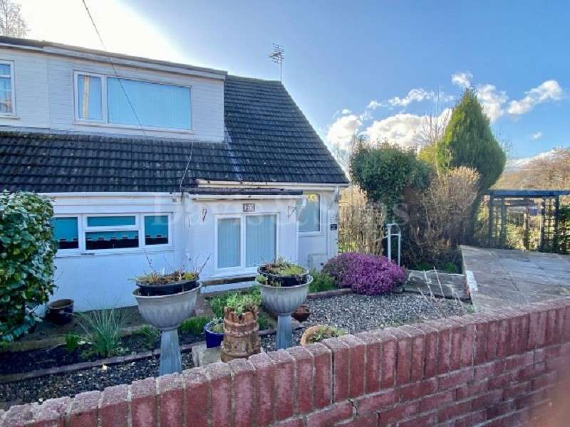 3 Bedrooms Semi Detached House for sale in Coolgreany Close, Malpas, Newport. NP20 6ER