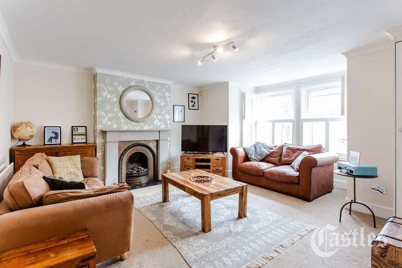 1 Bedroom Flat for sale in Ferme Park Road, Crouch End, London, N8