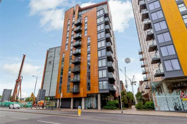 3 Bedrooms Flat for sale in 50 Goulden Street, Manchester