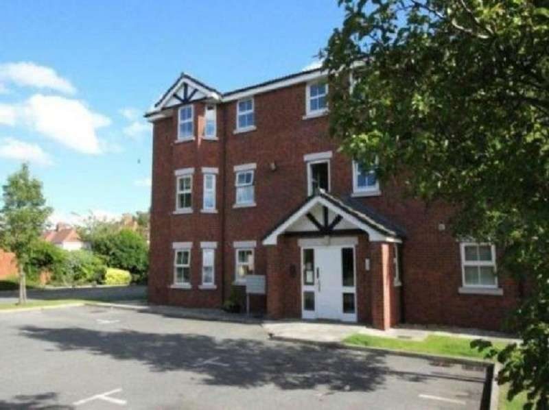 1 Bedroom Flat for sale in Charlton Court, Boundary Drive, Liverpool, Merseyside . L25 0QJ
