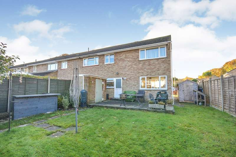 3 Bedrooms End Of Terrace House for sale in Wingham Close, Maidstone, Kent, ME15