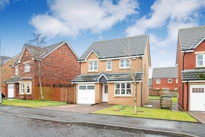 3 Bedrooms Detached House for sale in Fernlea Avenue, Mauchline