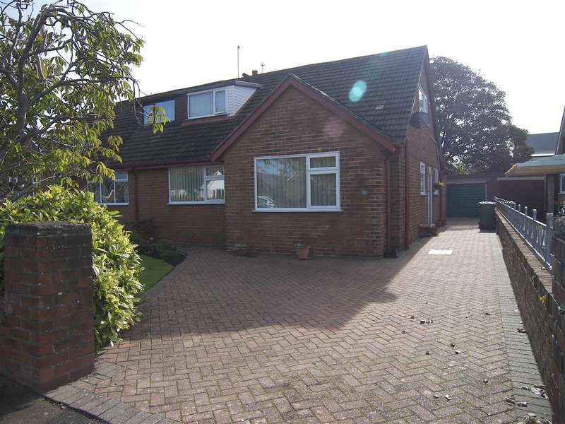 4 Bedrooms Semi Detached Bungalow for sale in Ramsgate Road, Lytham St Annes