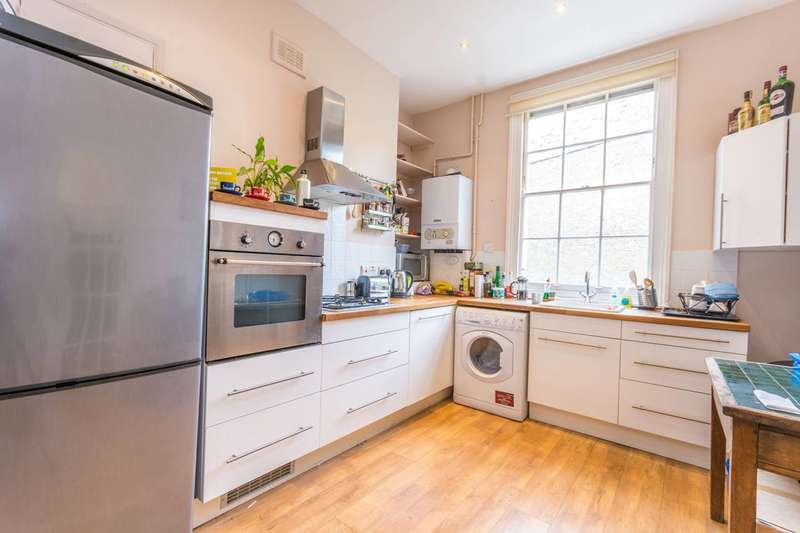 2 Bedrooms Maisonette Flat for sale in Elmore Street, East Canonbury, N1