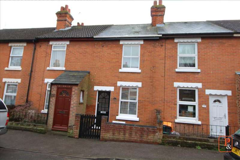 3 Bedrooms Terraced House for sale in Morant Road, Newtown, Colchester, CO1