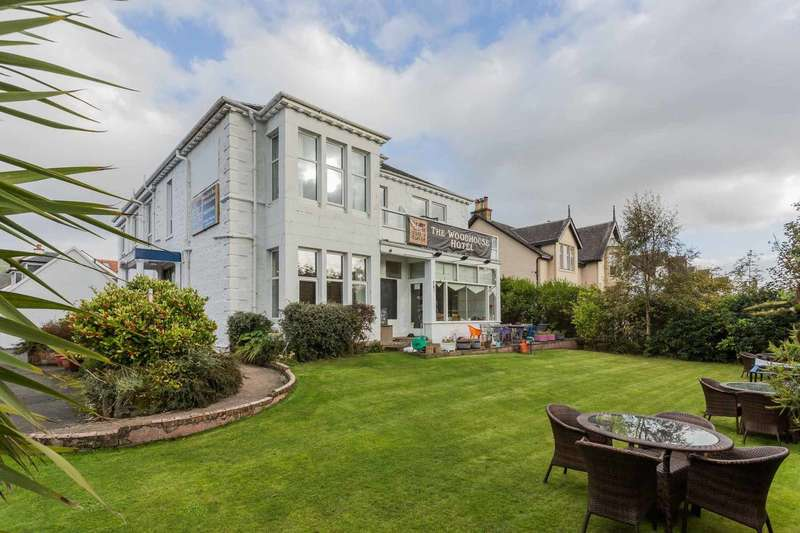 9 Bedrooms Commercial Property for sale in Barr Crescent, Largs, North Ayrshire, KA30 8PX
