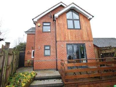 4 Bedrooms Detached House for sale in Skylark Avenue, Mountsorrel, Loughborough