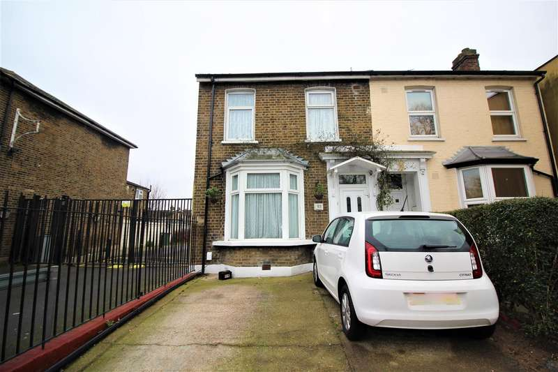4 Bedrooms Semi Detached House for sale in Church Road, London