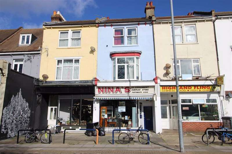 Flat for sale in Highland Road, Southsea