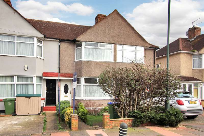 2 Bedrooms Terraced House for sale in Burns Avenue, Sidcup, Kent, DA15 9HP