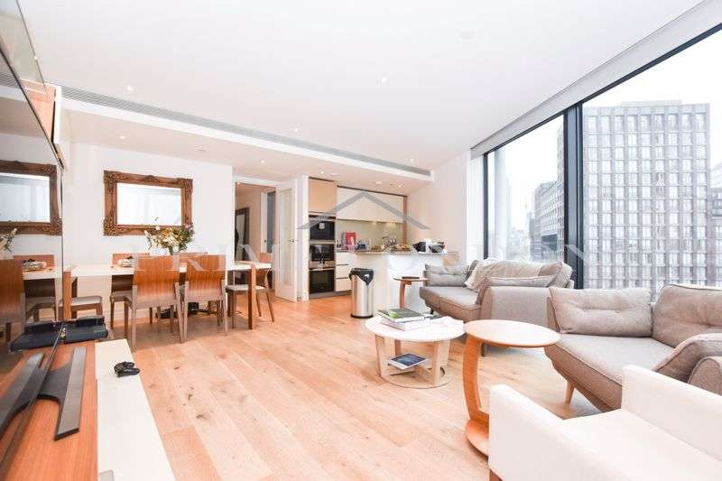 2 Bedrooms Property for sale in Three Riverlight Quay, Nine Elms, London
