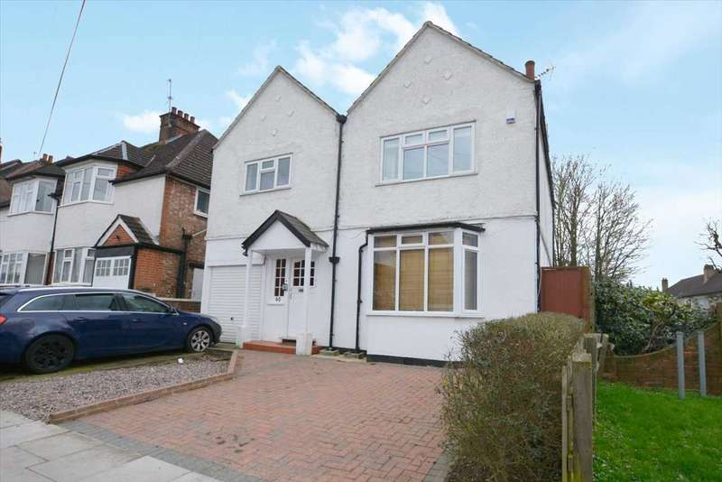 2 Bedrooms Apartment Flat for sale in Lichfield Grove, Finchley, London