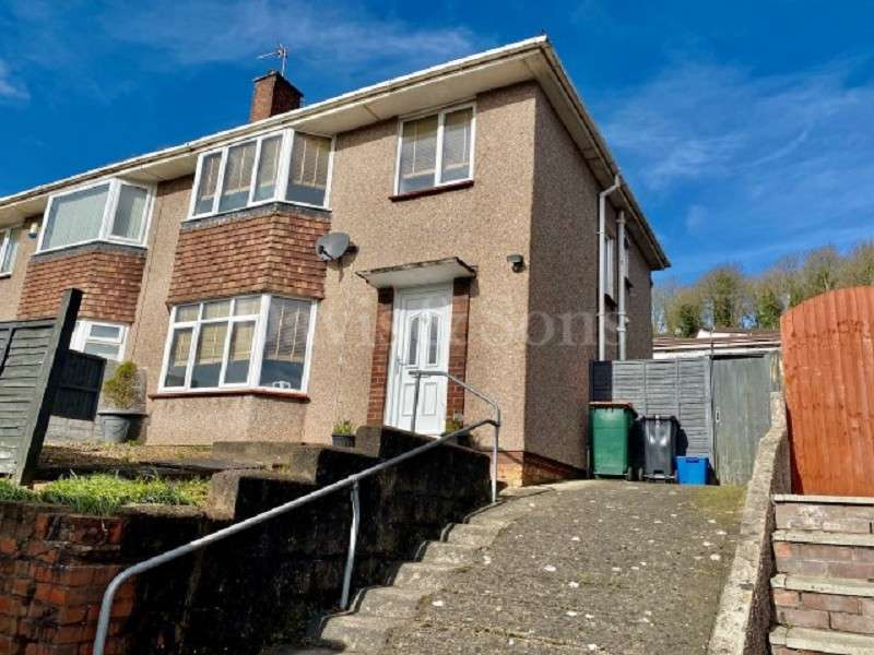 3 Bedrooms Semi Detached House for sale in Glanwern Close, Off Chepstow Road, Newport. NP19 9BT