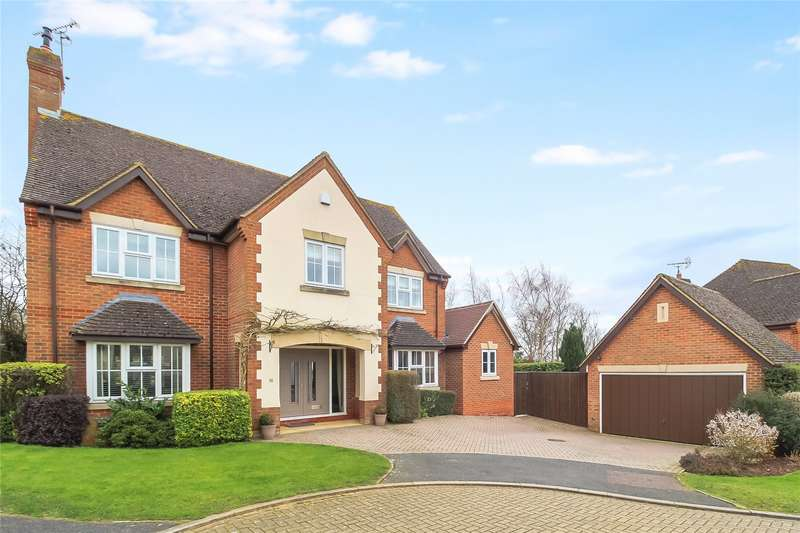 5 Bedrooms Detached House for sale in Nursery View, Faringdon, Oxfordshire, SN7