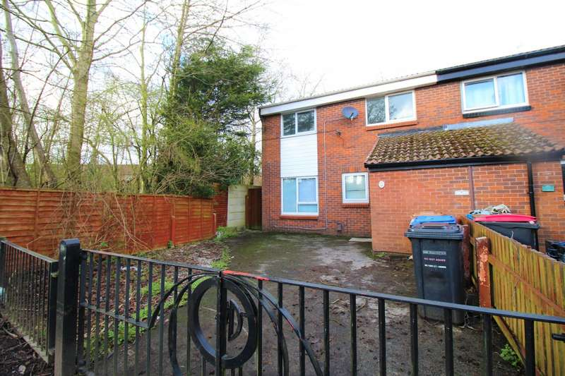 2 Bedrooms End Of Terrace House for sale in Cranham Close, Little Hulton, Manchester, M38