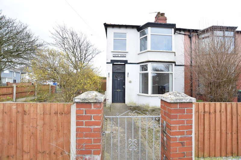 3 Bedrooms Semi Detached House for sale in Lynton Avenue, Blackpool