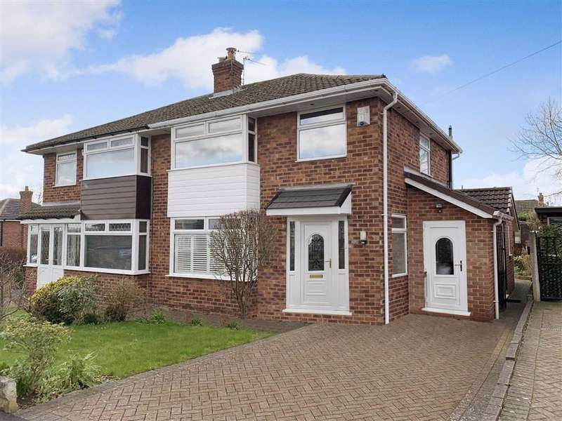 3 Bedrooms House for sale in Westover, Romiley, Stockport
