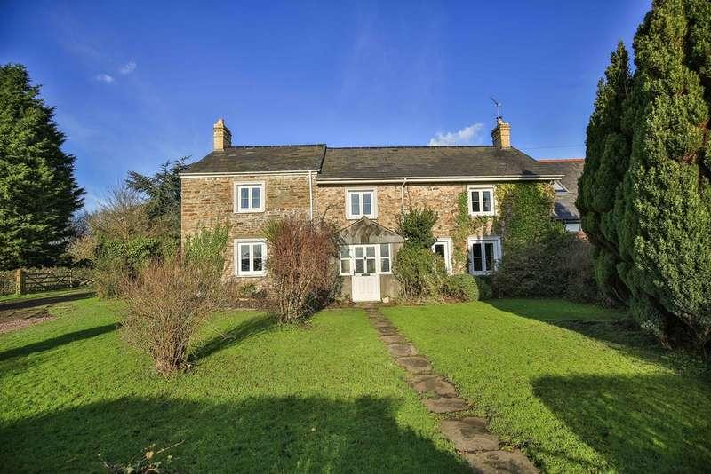 4 Bedrooms Semi Detached House for sale in St. Brides Wentlooge, Newport